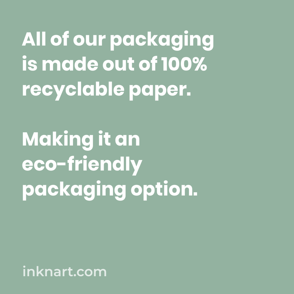 eco friendly packaging option