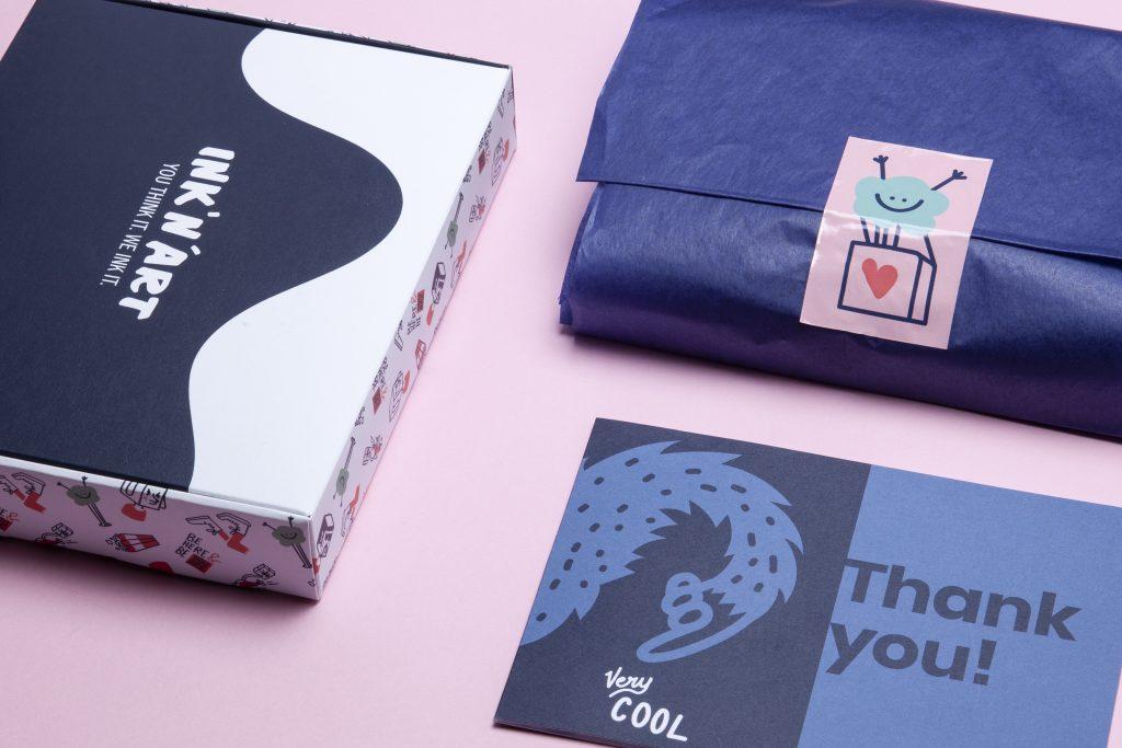 unboxing kit